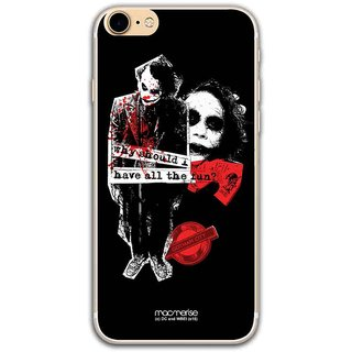 Joker Fun - Jello Case For IPhone 6