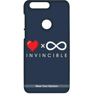 Invincible - Sublime Case For Huawei Honor 8