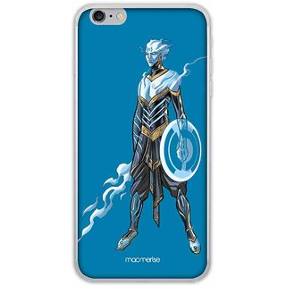 The Blue Soldier - Jello Case For IPhone 6 Plus