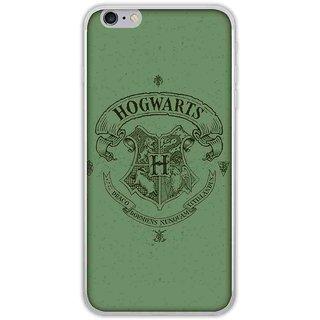 Hogwarts Crest  - Jello Case For IPhone 6 Plus