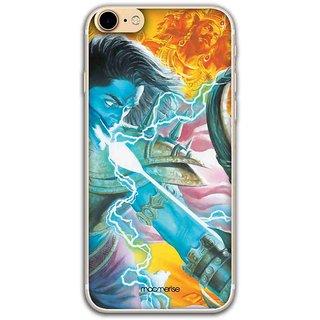 Lord Ram Vs Raavan - Jello Case For IPhone 6