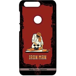 Iron Man - Sublime Case For Huawei Honor 8