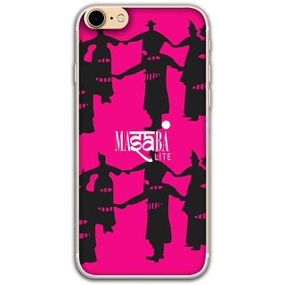 Masaba Pink Varley - Jello Case For IPhone 6