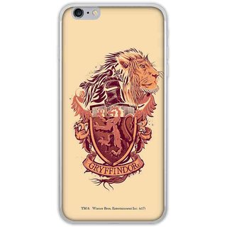 House Of Gryffindor  - Jello Case For IPhone 6 Plus