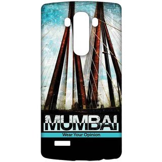 Mumbai Sea Link - Sublime Case For LG G4