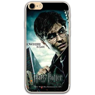 Harry Nowhere Is Safe  - Jello Case For IPhone 6