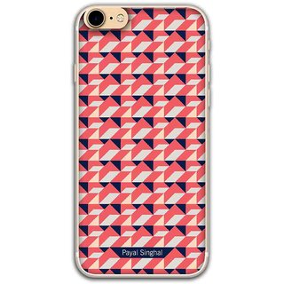 Payal Singhal Coral Navy - Jello Case For IPhone 6