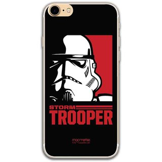 Iconic Storm Trooper - Jello Case For IPhone 6
