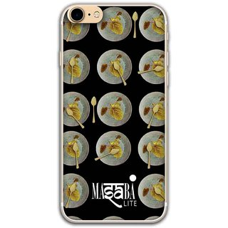 Masaba Plate And Spoons - Jello Case For IPhone 6