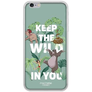 Wild In You - Jello Case For IPhone 6 Plus