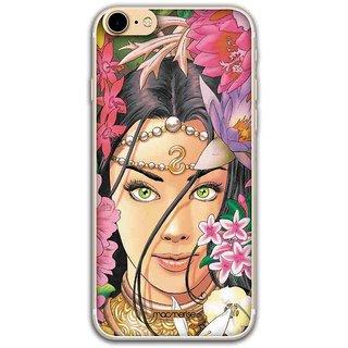 Flower Girl - Jello Case For IPhone 6