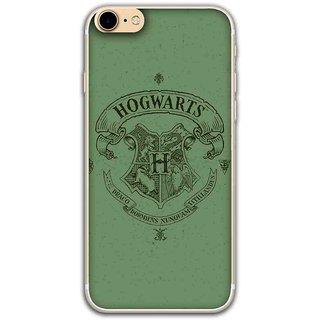 Hogwarts Crest  - Jello Case For IPhone 6