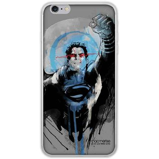 Sketched Superman - Jello Case For IPhone 6 Plus