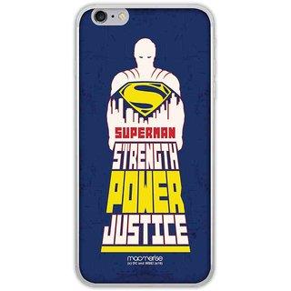Superman Power - Jello Case For IPhone 6 Plus
