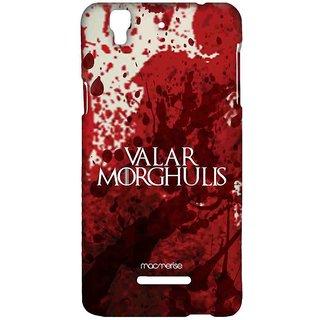 Valar Morghulis - Sublime Case For YU Yureka Plus