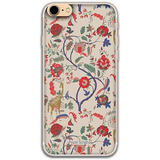Payal Singhal Giraffe Print - Jello Case For IPhone 6