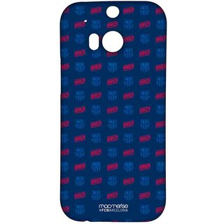 FCB Pattern - Sublime Case For HTC One M8