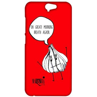 Masaba Garlic Says - Sublime Case For HTC One A9
