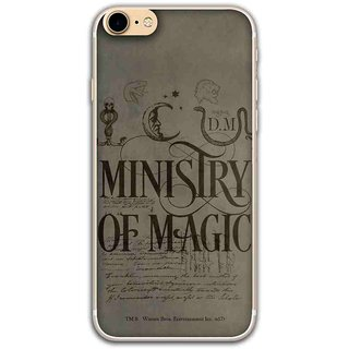 Ministry Of Magic  - Jello Case For IPhone 6