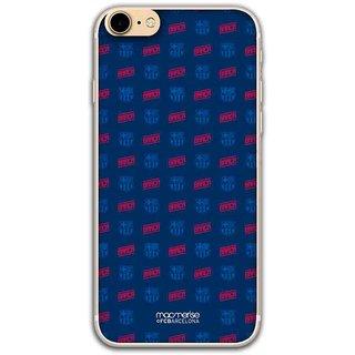 FCB Pattern - Jello Case For IPhone 6
