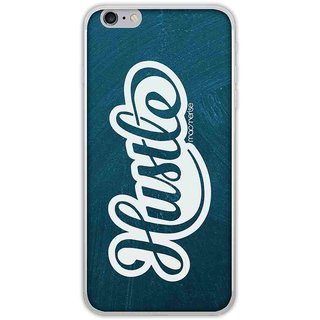 Hustle Blue - Jello Case For IPhone 6 Plus