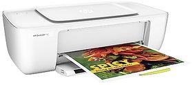 HP DeskJet 1112 Printer Single Function Inkjet Printer (White)