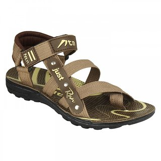 Clymb NS-3 Brown Sandal For Men In Various Size