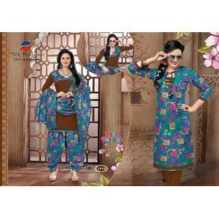 Patyaila Dresses (Unstitched)