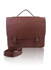 PYFashion Sling Office bag With synthetic leather