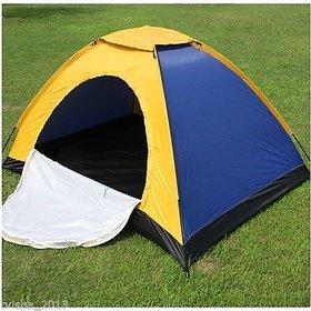 Unique Cartz 8 Person Outdoor Camping Tent Portable Tent Random Colors