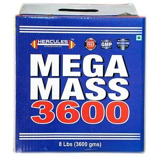 Hercules Mega Mass 3600 8 lbs