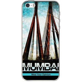 Mumbai Sea Link - Jello Case For IPhone SE