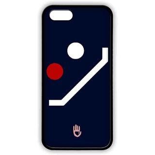 KR Red White Smiley - Lite Case For IPhone SE