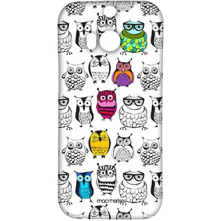 Owl Art - Sublime Case For HTC One M8 Eye