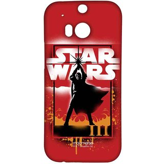 Anakin Skywalker - Sublime Case For HTC One M8S