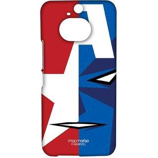 Face Focus Captain America - Sublime Case For HTC One M9 Plus