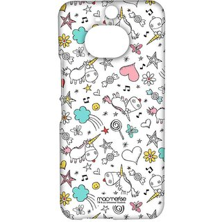 Dreamy Pattern - Sublime Case For HTC One M9 Plus