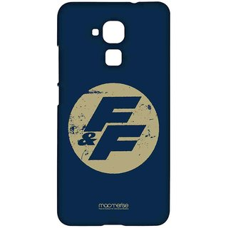 F & F Blue - Sublime Case For Huawei Honor 5C