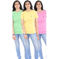 Portobello Half Sleeves Tshirt For Women