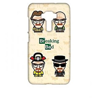 Breaking Bad Caricatures  - Sublime Case For Asus Zenfone 3 ZE552KL
