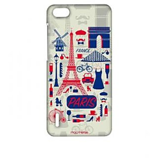 City Of Paris - Sublime Case For Huawei Honor 6