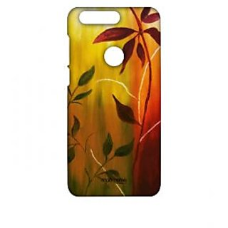 Leaf Art - Sublime Case For Huawei Honor 8