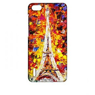 Artistic Eifel - Sublime Case For Huawei Honor 6