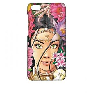 Flower Girl - Sublime Case For Huawei Honor 6