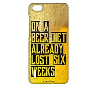 Beer Diet - Sublime Case For Huawei Honor 6