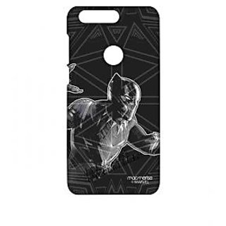 Black Panther Stare - Sublime Case For Huawei Honor 8