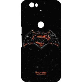 Bat Super Trace - Sublime Case For Huawei Nexus 6P