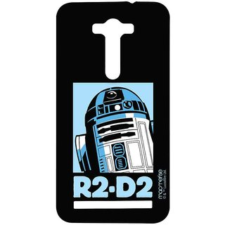 Iconic R2D2 - Sublime Case For Asus Zenfone 2 Laser ZE550KL