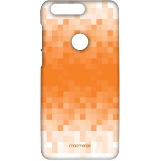 Pixelated Orange - Sublime Case For Huawei Honor 8