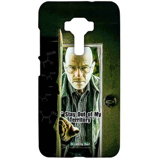 Stay Out Of My Territory  - Sublime Case For Asus Zenfone 3 ZE552KL